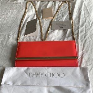 Jimmy Choo Milla Geranium Pink